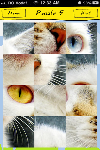 Screenshot lol cats Puzzle